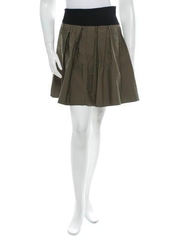 Miu Miu Skirt None