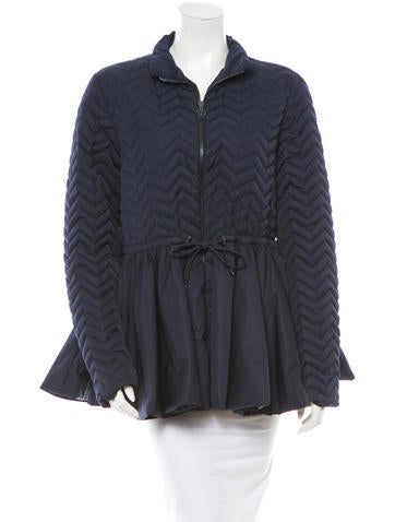 Mary Katrantzou x Moncler Pow Jacket