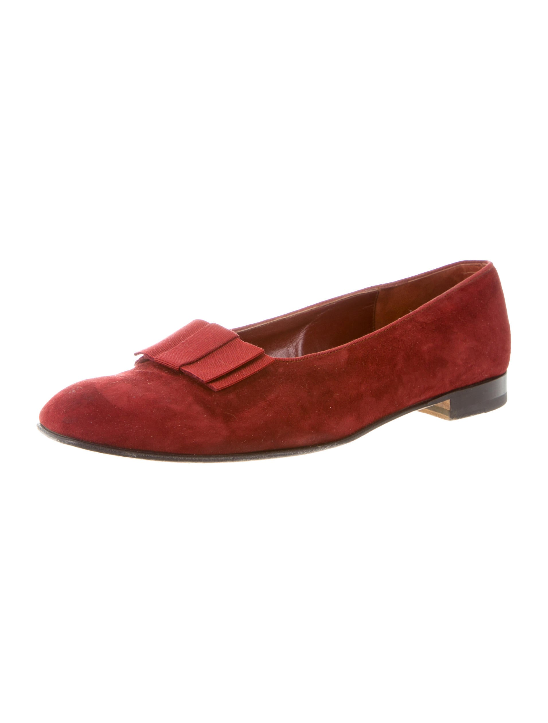 Manolo blahnik suede toro loafers shoes moo46537 the for Shoes by manolo blahnik