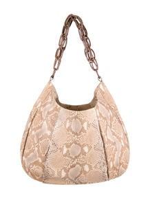 Chlo�� Beaded Hobo - Handbags - CHL35764 | The RealReal