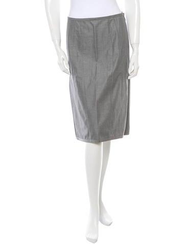 Narciso Rodriguez Skirt None