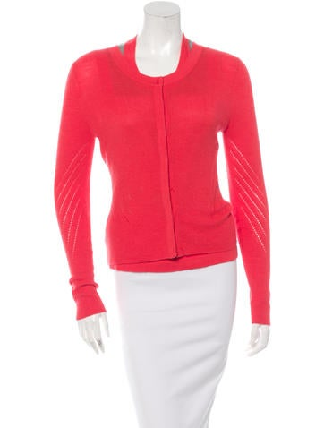 Narciso Rodriguez Colorblock Cardigan Set None