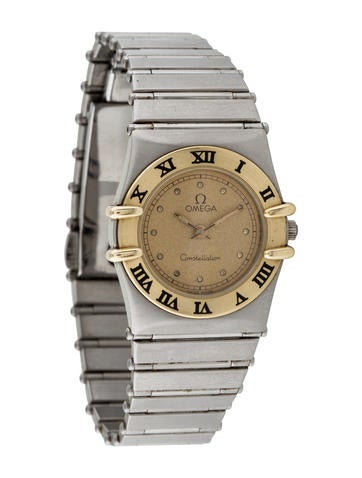 Omega Constellation Watch None