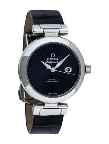 Omega Ladymatic Watch None