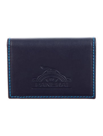 Panerai Square Leather Wallet