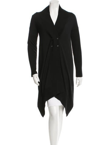 Piazza Sempione Virgin Wool & Silk-Blend Cardigan None