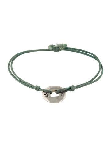 Pomellato 67 Cord Bracelet