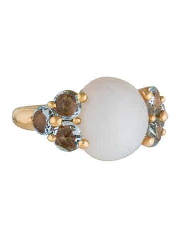 Pomellato 18K Luna Ring None