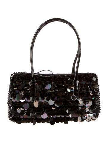 Prada Sequin Evening Bag