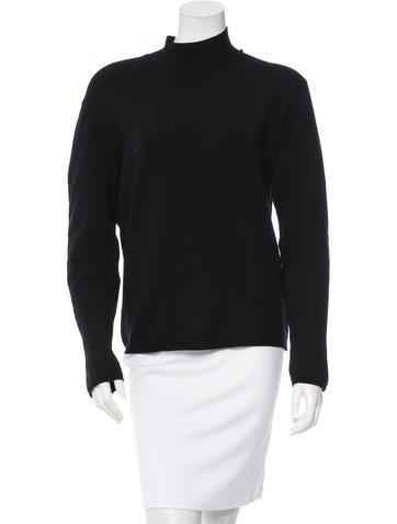 Prada Wool Turtleneck Sweater None