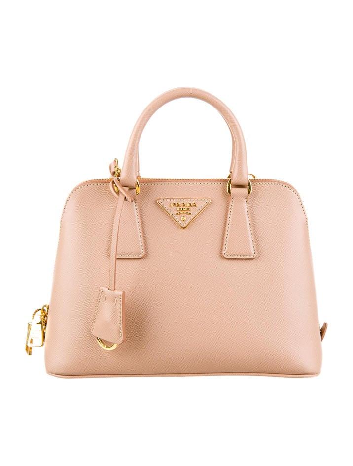 prada saffiano lux small tote - Prada Mini Promenade Tote - Handbags - PRA13908 | The RealReal