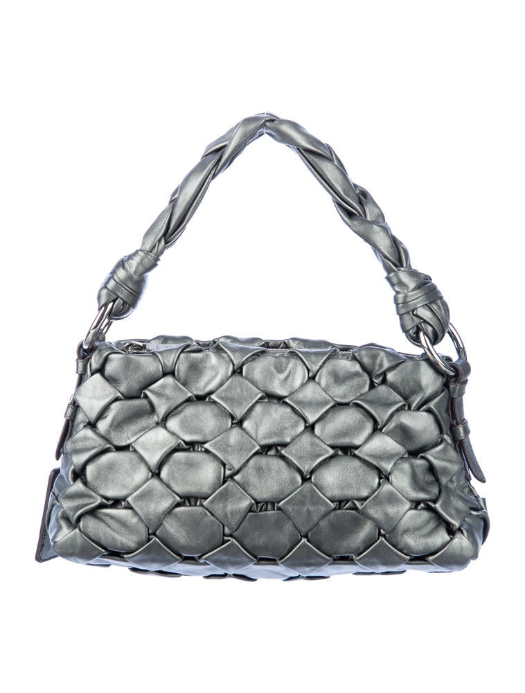 Prada Basket Woven Bag - Handbags - PRA26687 | The RealReal