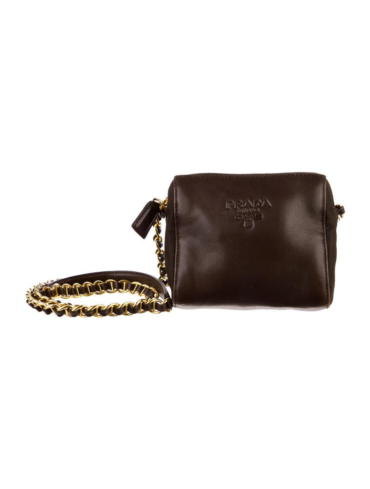 Prada Crossbody Bag - Handbags - PRA28969 | The RealReal