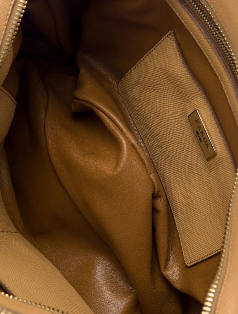 Prada Saffiano Cuir Triple-Zip Tote - Handbags - PRA35125   The ...