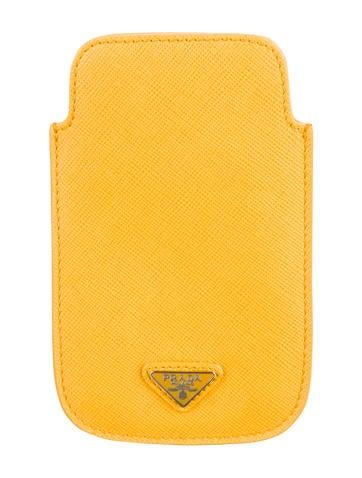 Prada Saffiano Phone Case