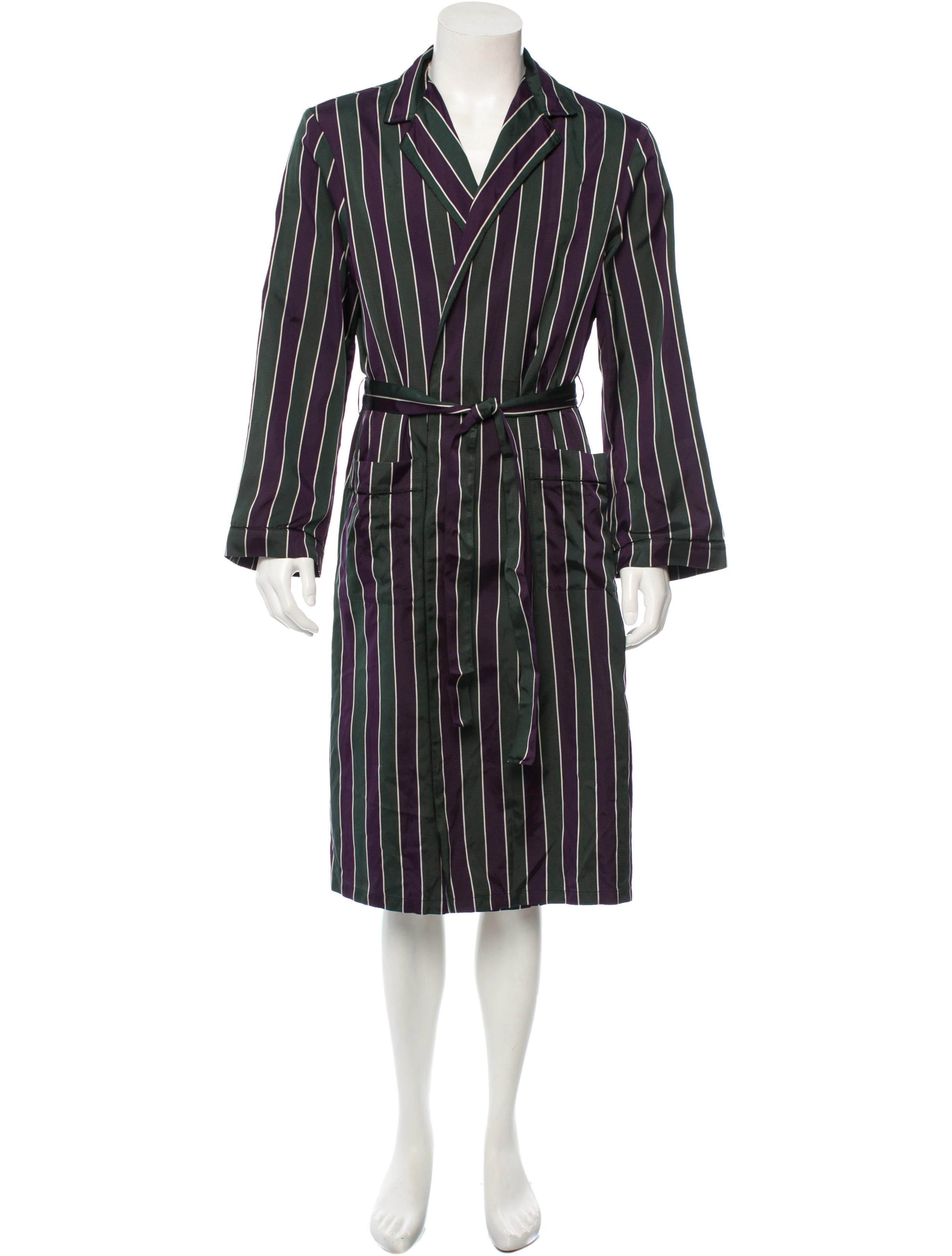 Prada Silk Robe - Mens Loungewear - PRA59354 | The RealReal