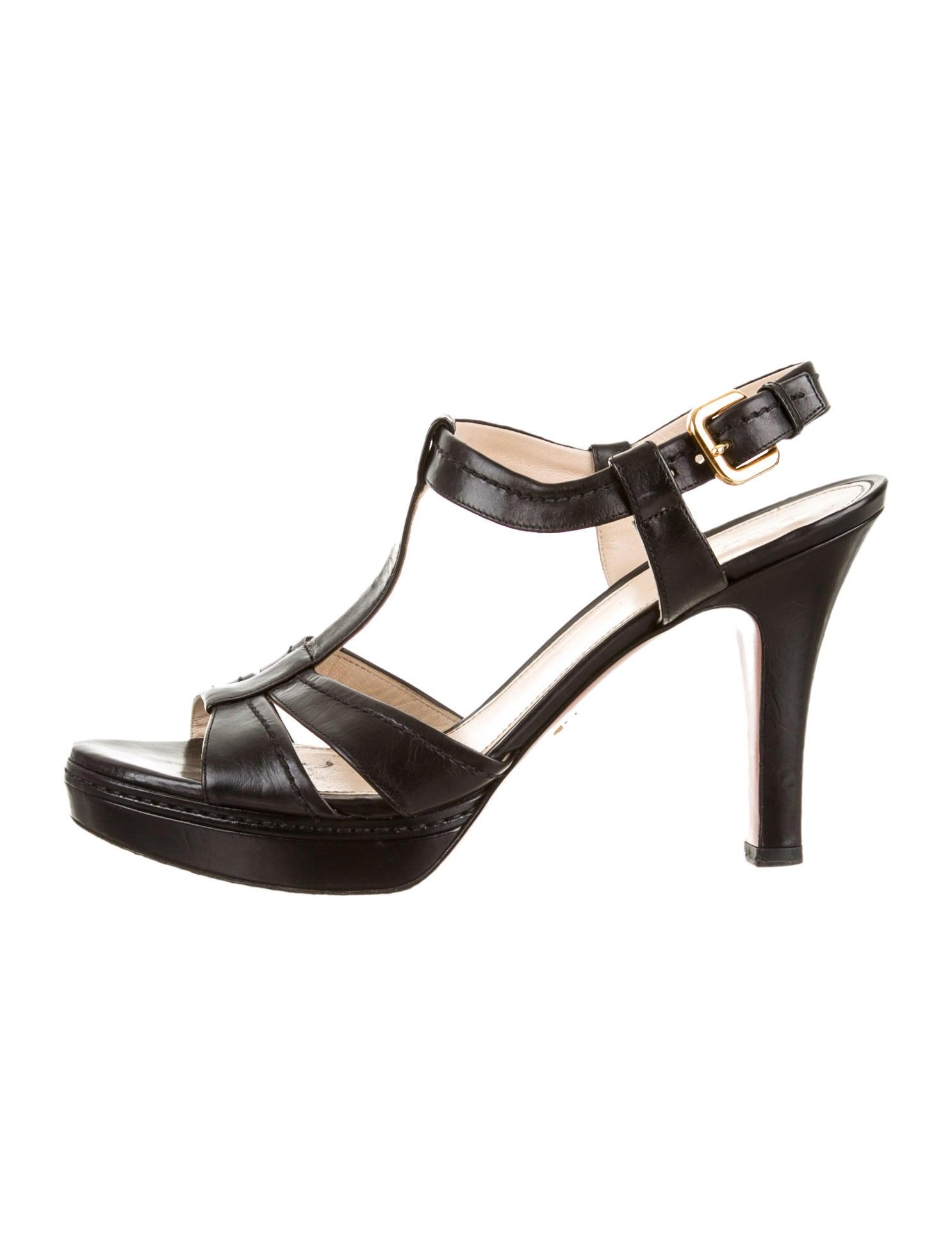 Elegant Prada Sandals