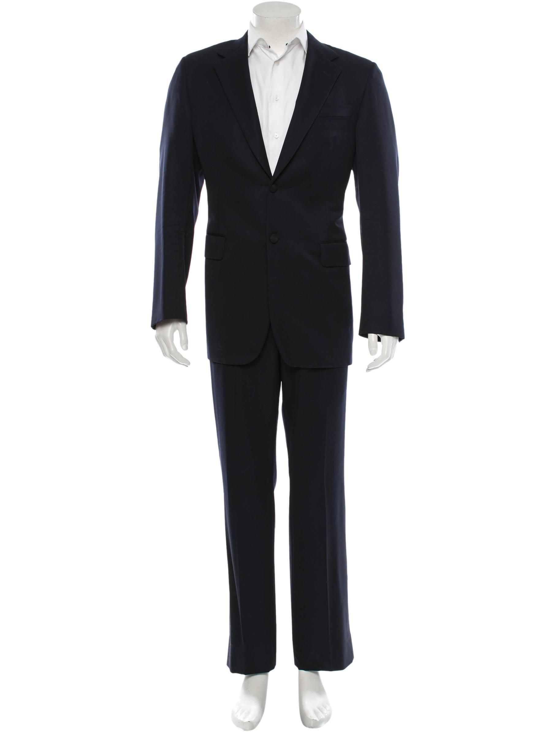 Prada Mens Suits 108