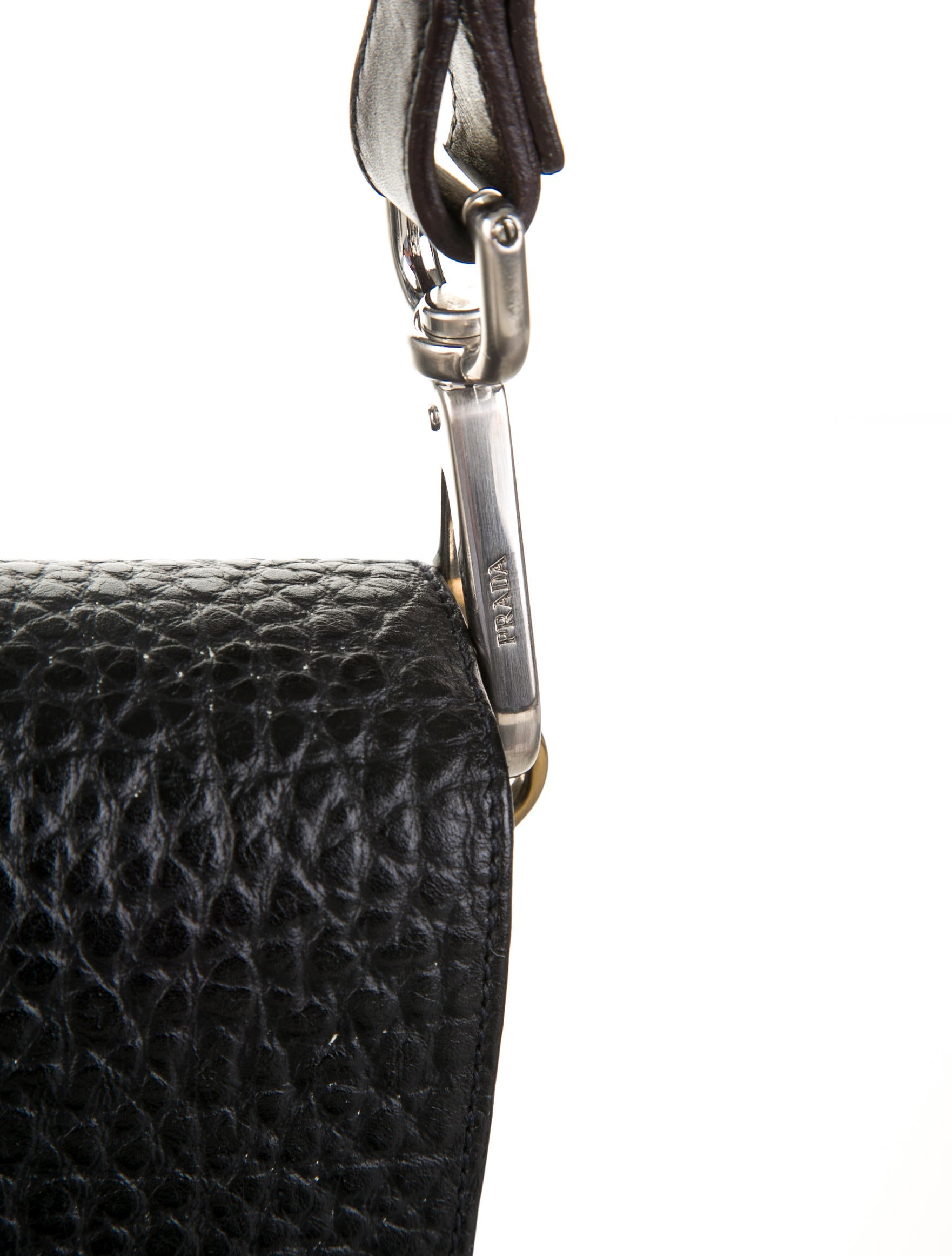 Prada Sound Line Bag - Handbags - PRA61884 | The RealReal