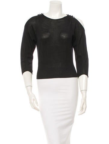 Prada Knit Top w/ Tags None