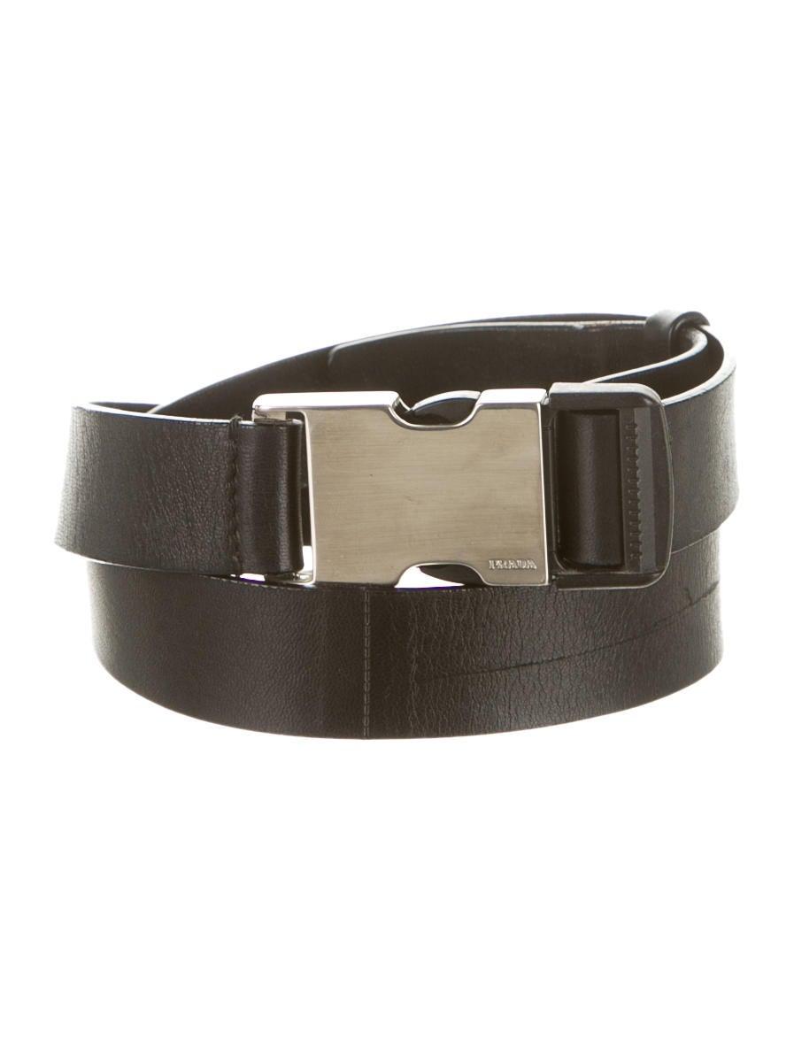 Prada Belt - Mens Accessories - PRA66252