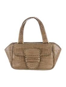 yves saint laurent duffle bag - Yves Saint Laurent Large Ostrich Downtown Bag - Handbags ...