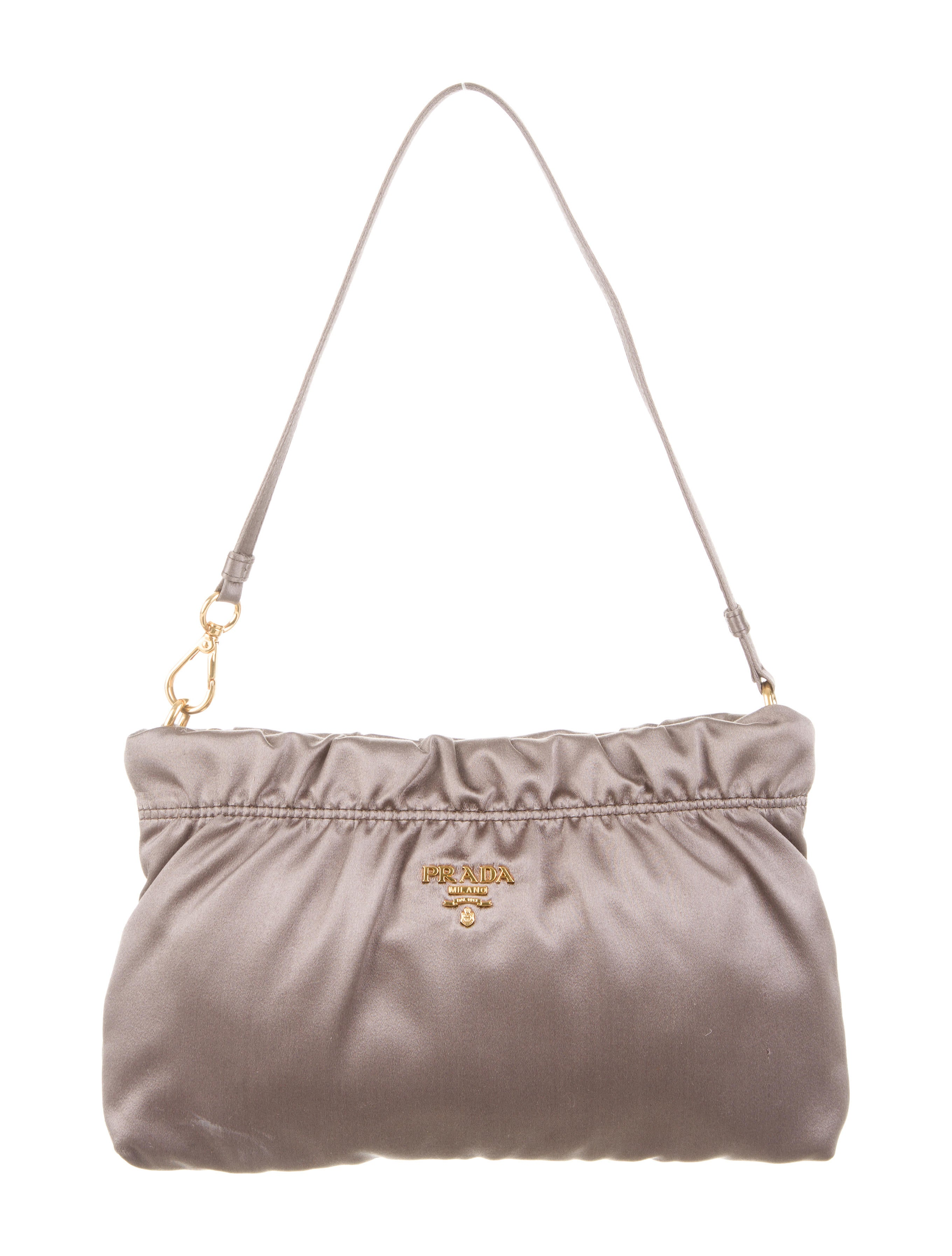 prada tote bag - Prada Handle Bag - Handbags - PRA71146 | The RealReal