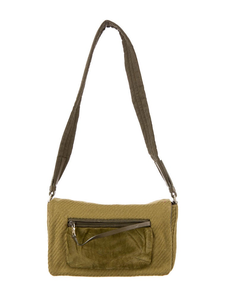 prada knit shoulder bag