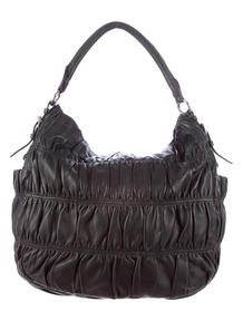 prada handbags for women - Prada Shoulder Bag - Handbags - PRA71161 | The RealReal