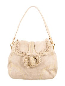 prada bag online - Prada Scamosciato Suede Shoulder Bag - Handbags - PRA81278 | The ...