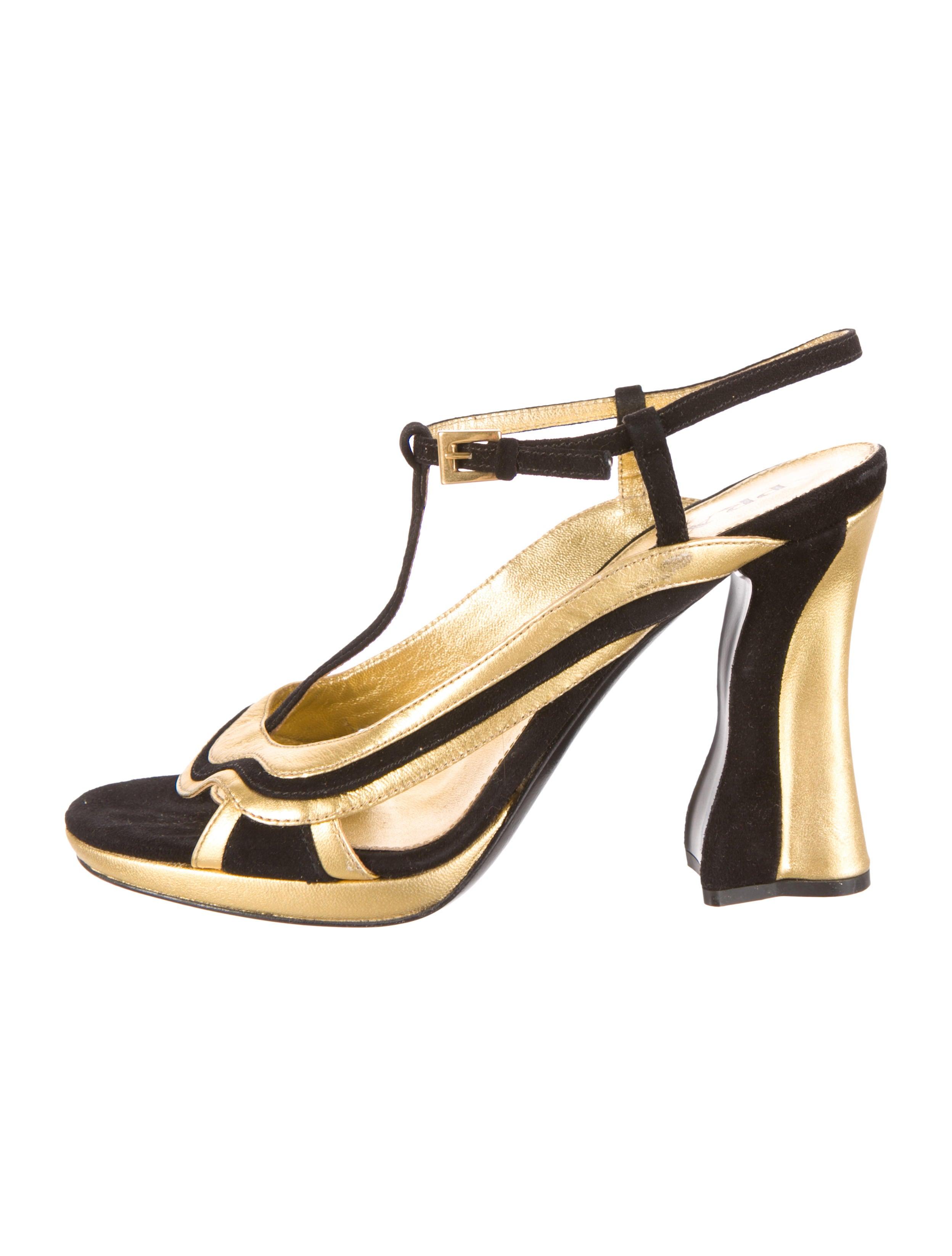 Perfect Prada Sandals  Shoes  PRA53673  The RealReal