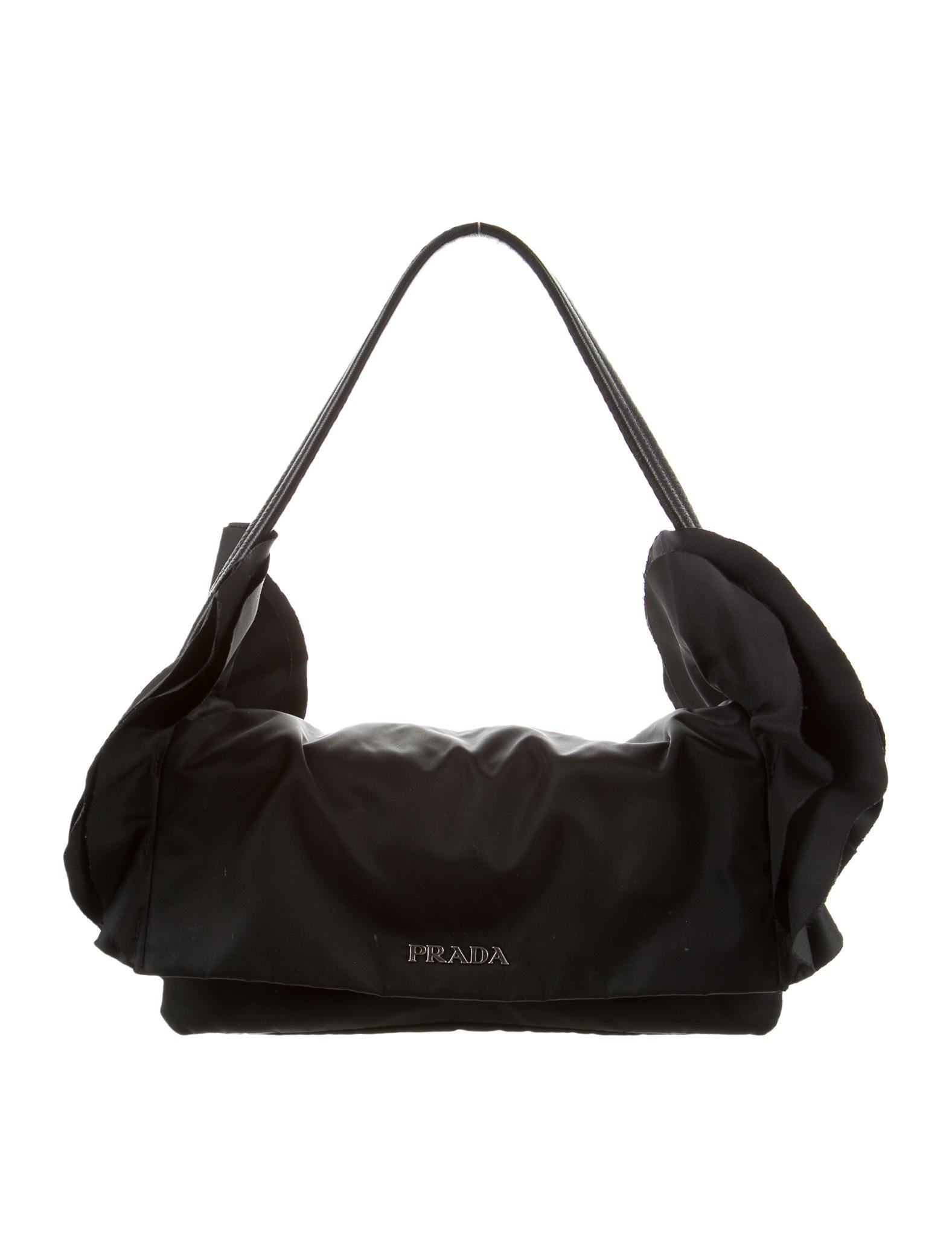 prada bags discount - prada tessuto leather handle bag, prada small leather goods