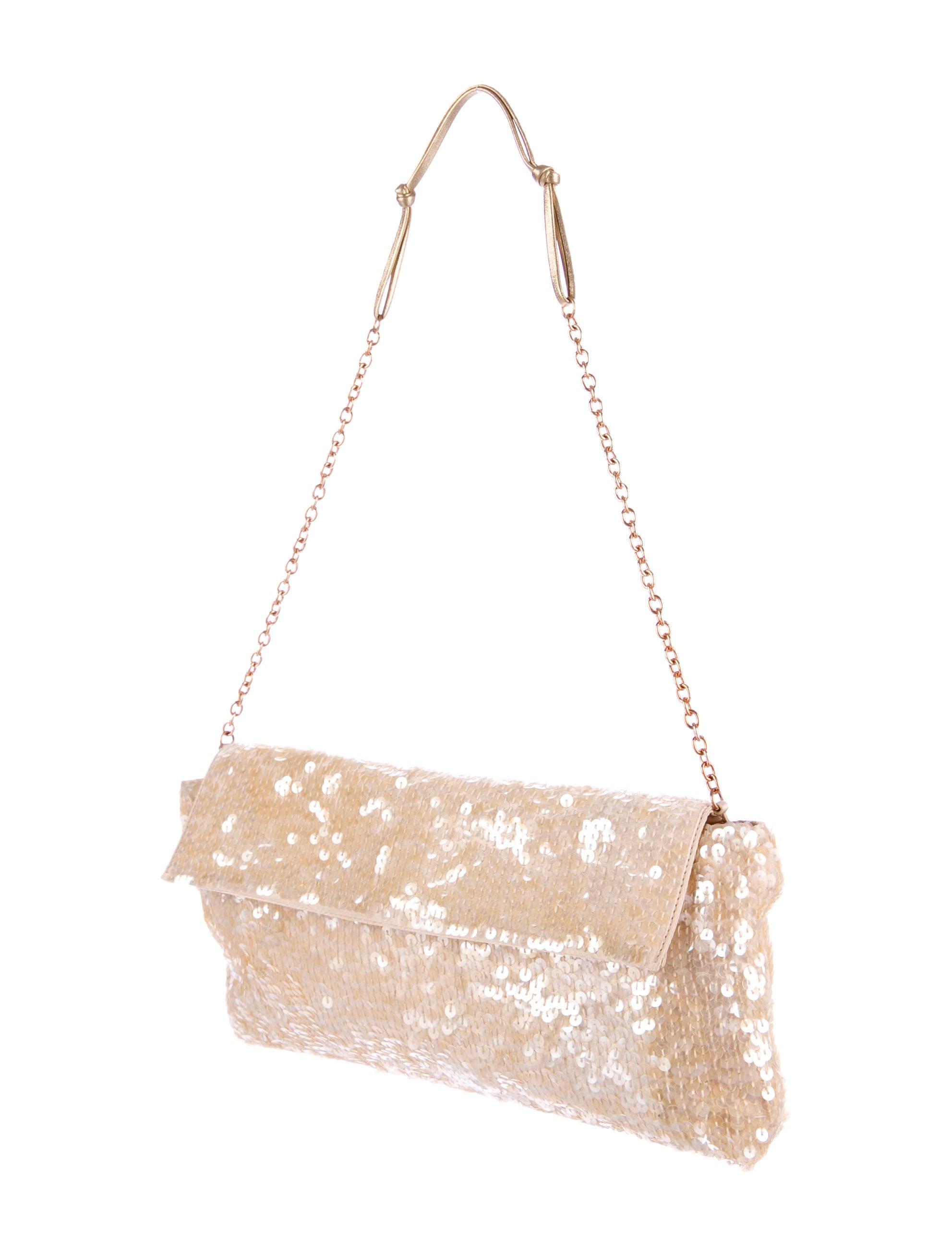 prada crocodile handbag - Prada Paillettes Evening Bag - Handbags - PRA84017   The RealReal