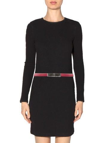 Prada Belts Luxury Fashion   The RealReal