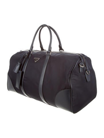 Prada Mens Bags Luxury Fashion | The RealReal