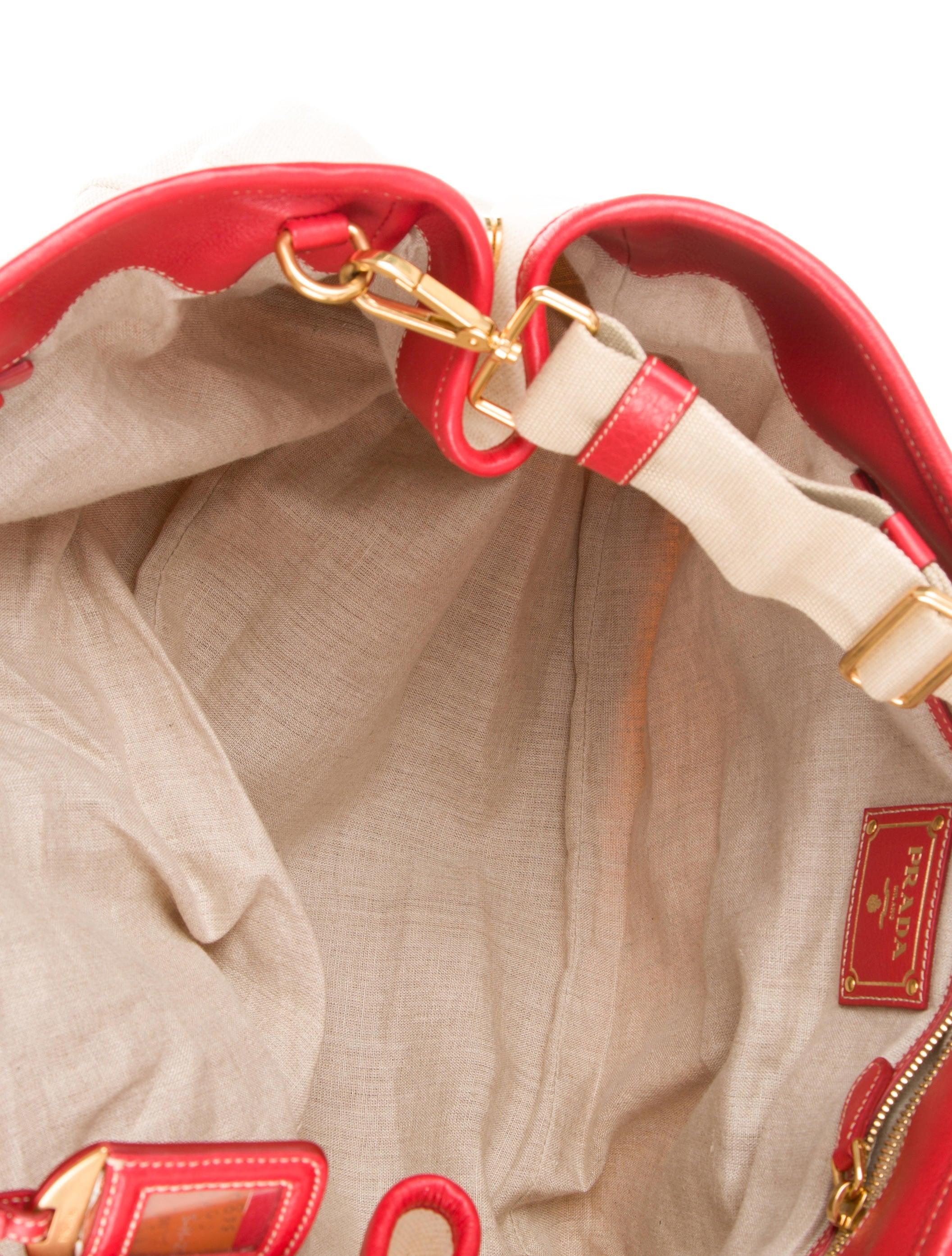 prada wristlet for sale - prada canapa satchel, light blue prada handbag