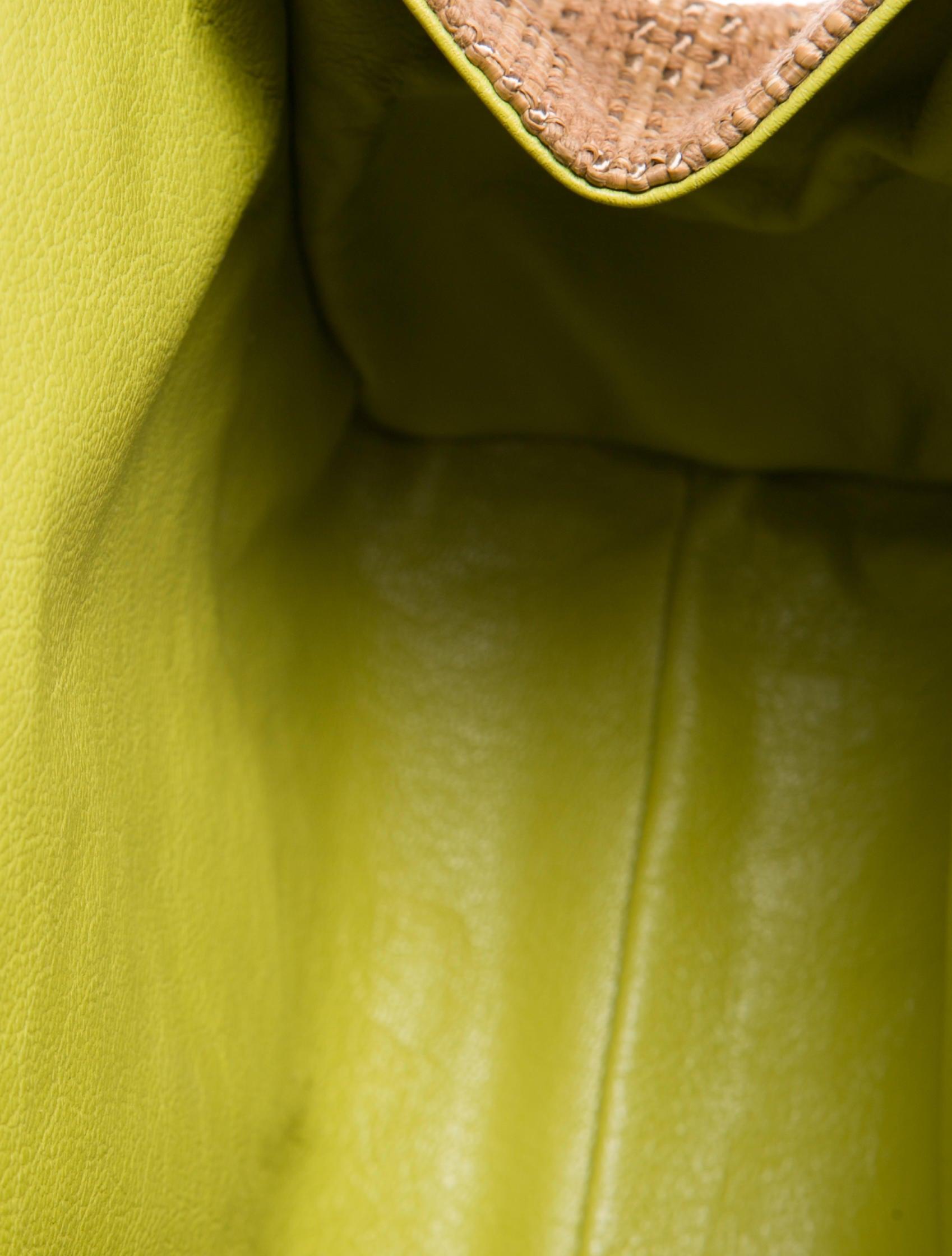 prada canvas tote pink - Prada Crocodile-Trimmed Frame Bag - Handbags - PRA94615 | The RealReal