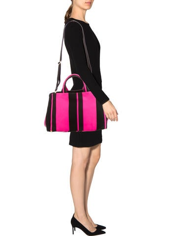 saffiano lux tote bag small - 20% Off The Weekend Tote | The RealReal: Shop designer consignment ...
