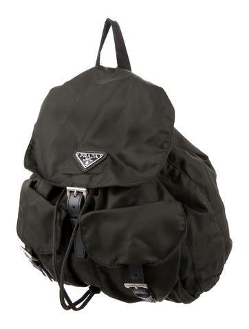 prad handbag - Prada Backpacks Luxury Fashion   The RealReal