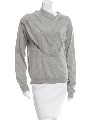 Preen Tired Long Sleeve Sweater None