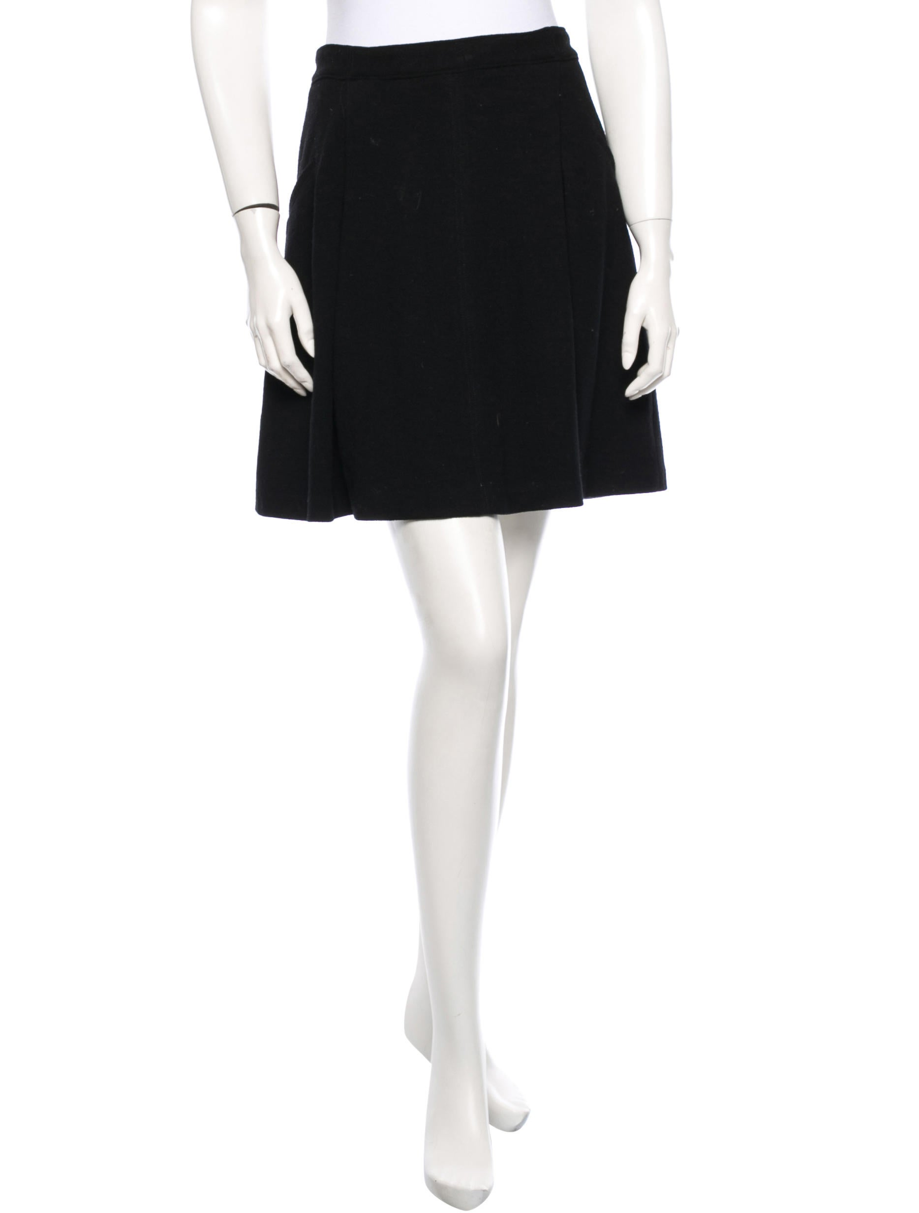 proenza schouler pleated skirt bottoms pro22399 the