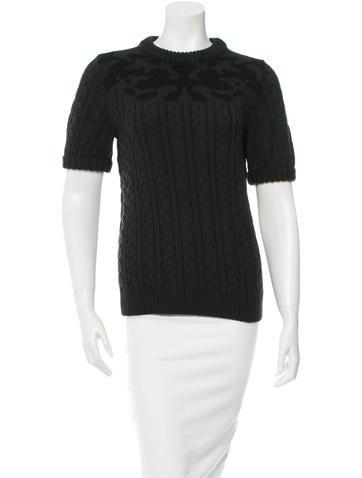Proenza Schouler Wool Sweater None