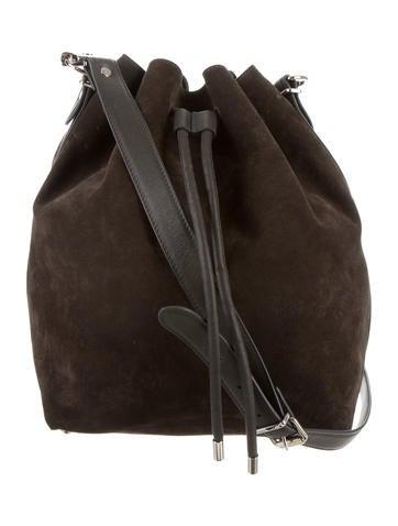 Proenza Schouler Suede Bucket Bag