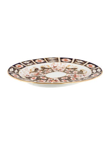 Royal Crown Derby Traditional Imari Oval Platter None