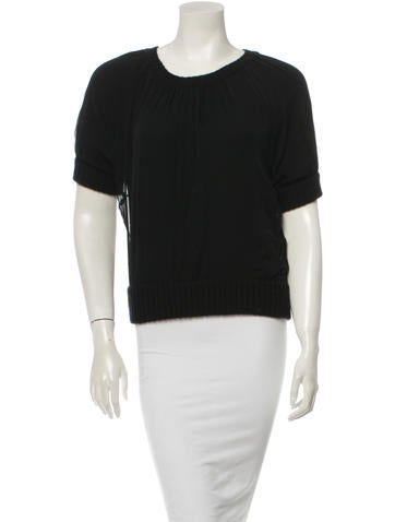 Reed Krakoff Cashmere Top None
