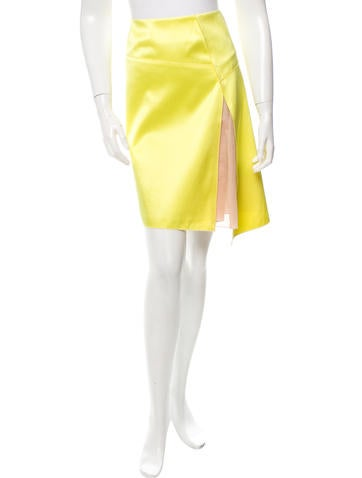 Reed Krakoff A-Line Midi Skirt None