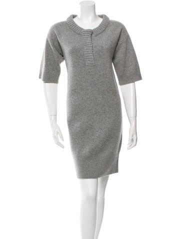 Reed Krakoff Wool Mini Dress None