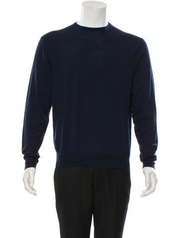 Ralph Lauren Purple Label Wool Pullover Sweater w/ Tags None