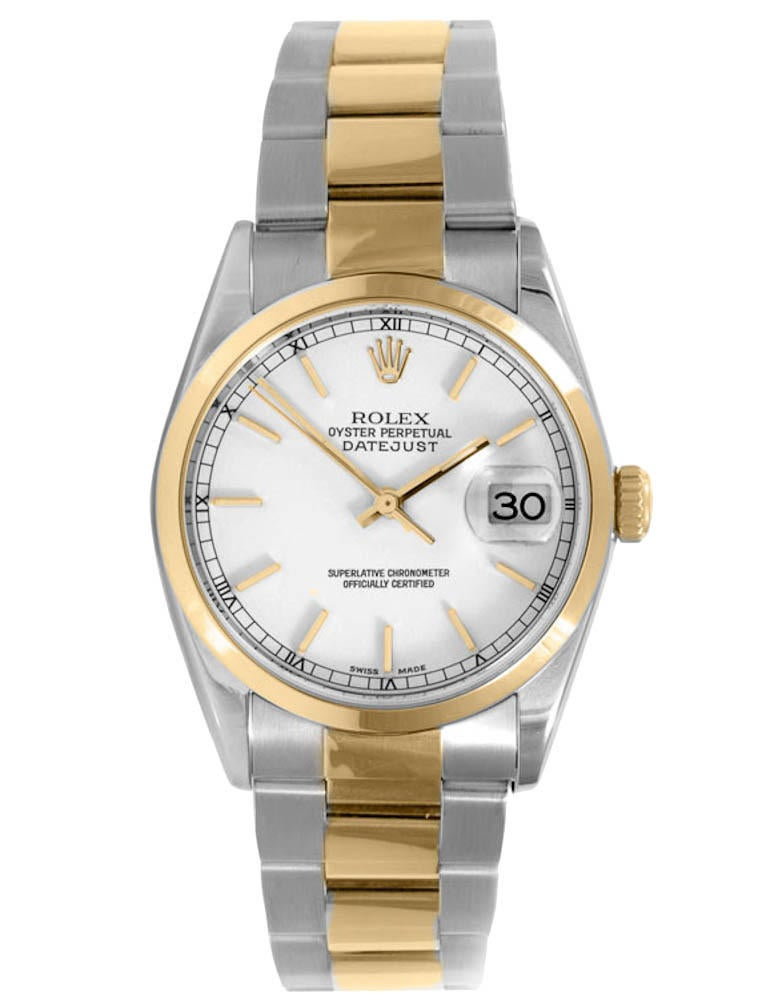 Rolex Watches For Men White