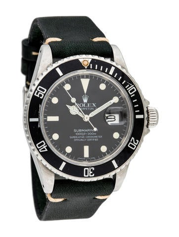 Rolex Oyster Perpetual Date Submariner Watch